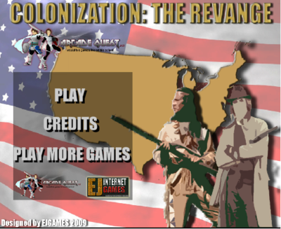 Colonization:The revange