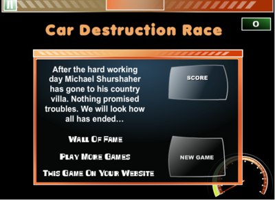 Car Destruction Race
