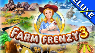 Farm Frenzy 3 (flash file)